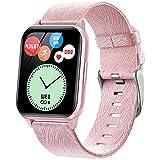 Smart Watches Y79 Smartwatch Sports Outdoor Sports 1.69 Pantalla Grande Personalizada Dial Monitoreo Monitoreo Watch iOS Android Sportsmart Watches,D