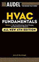 Audel HVAC Fundamentals, Volume 3: Air Conditioning, Heat Pumps and Distribution Systems