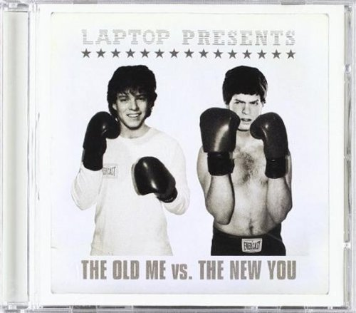 Old Me Vs the New You by Laptop