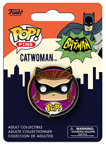 FunKo Batman Classic '66 TV Series Catwoman Pop! Pin