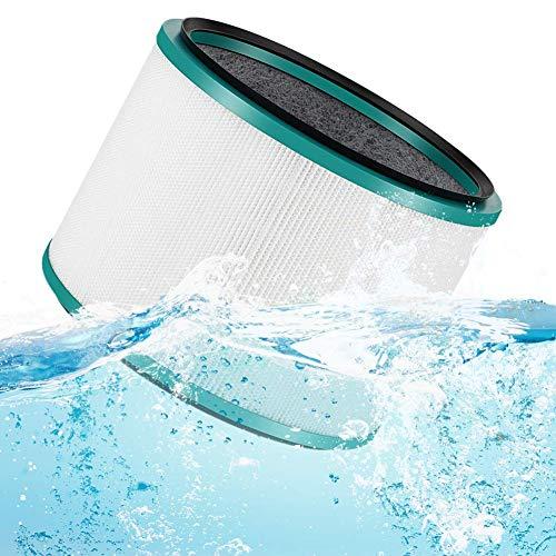 Aktivkohle Luftfilter Ersatzfilter für Dyson HP03 HP02 Pure Hot + Cool Link Luftreiniger und Dyson DP01 Desk Luftreiniger