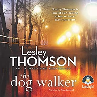 The Dog Walker cover art