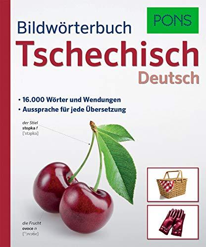 PONS Bildwörterbuch Tschechisch: 16.000 Wörter und Wendungen. Aussprache für jede Übersetzung.