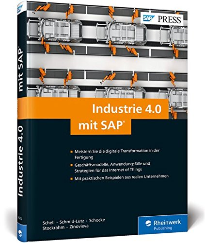Industrie 4.0 mit SAP: Digitale Transformation und das Internet of Things (IoT)
