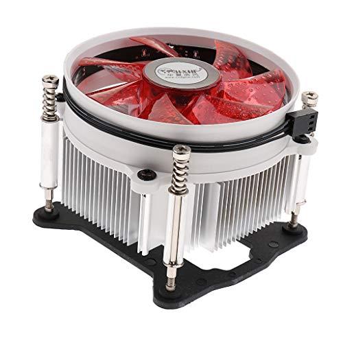 #N/A/a Nuevo Ventilador Enfriador de CPU para Computadora Portátil para Core I3 I5 LGA 1155 1156 1150 1151 CPU