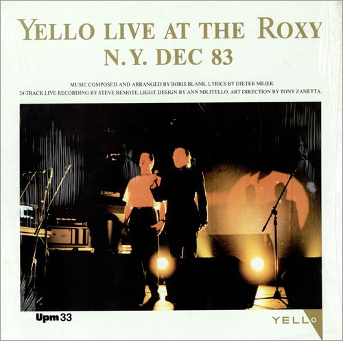 Live at the Roxy N.Y. Dec. 83 [Vinyl Single]