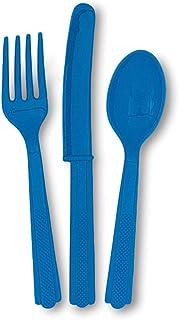 Unique Cutlery, Royal Blue