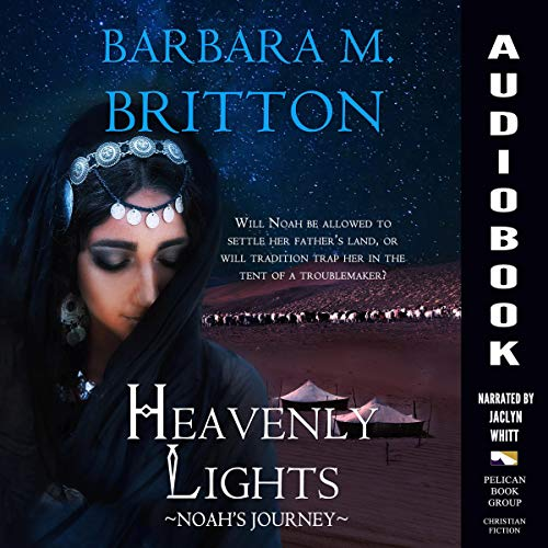 Heavenly Lights: Noah's Journey Audiobook By Barbara M. Britton cover art