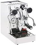 Lelit PL62S Mara, Máquina de Espresso Profesional-Grupo E61-Pomos Negras Satinadas-Ideal para el Expreso y el Capuchino,...