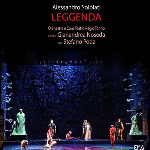 Gianandrea Noseda, Orchestra Teatro Regio Torino, Coro Teatro Regio Torino, Laura Catrani, Alda Caiello, Mark Milhofer, Urban Malmberg, Gianluca Buratto