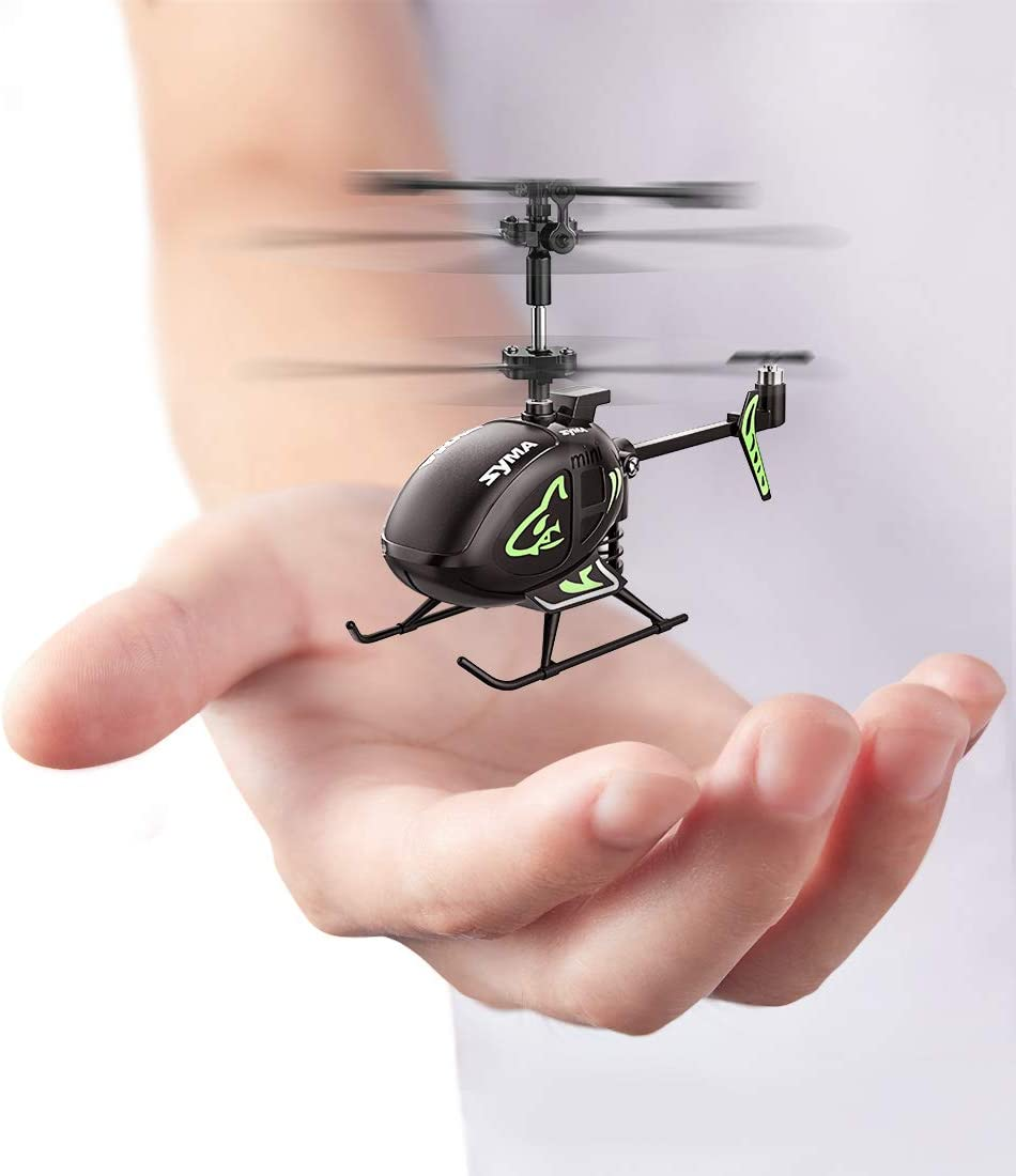 SYMA S100 Cute Super Smaller Aircraft Indoor RC Helicopter