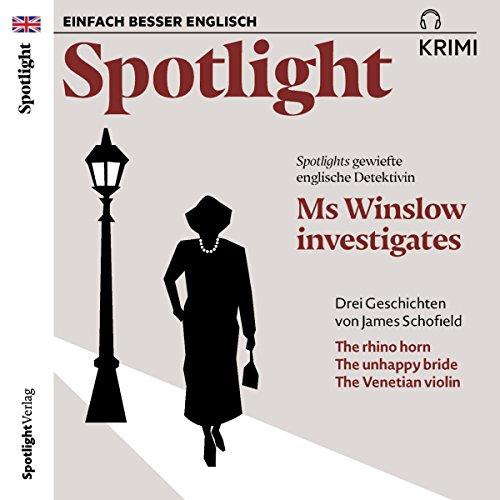 Spotlight Krimi - Ms Winslow investigates Titelbild