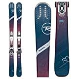Rossignol Experience 80 Ci W Xpress W 1 Skis, Femme, Femme, RRI02FH, Bleu/Rouge, 166 cm