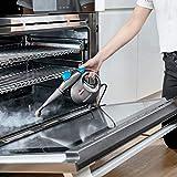 Bissell Shot Hard Surface Steam Cleaner, 39N7V, Silver
