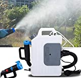 Fogger Machine Atomizer ULV Disinfection Spray Mist Blower Adjustable Particle Size Large Area Desinfección máquina...