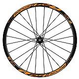 Pegatinas Llantas Bicicleta 29' WH32 DT Swiss R24 VINILOS Ruedas Naranja