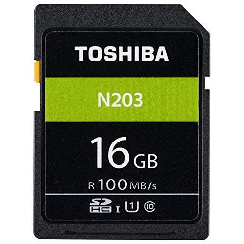 東芝 SDメモリカードSD-LUシリーズ<N203>16GB SD-LU016G