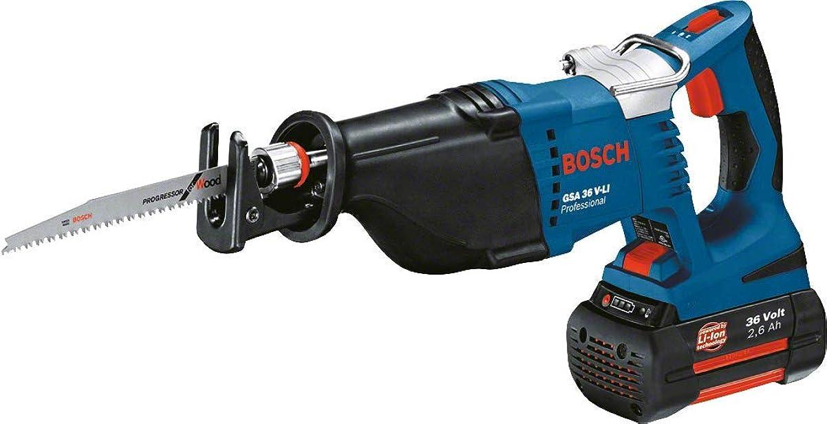 回転させる参照符号BOSCH(ボッシュ) 36Vバッテリーセーバーソー GSA36V-LI