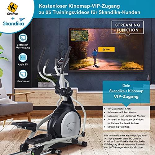 Skandika CardioCross Carbon ProCrosstrainer - 5