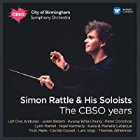 Simon Rattle and his Soloists- The CBSO Years (15CD) by Sir Simon Rattle