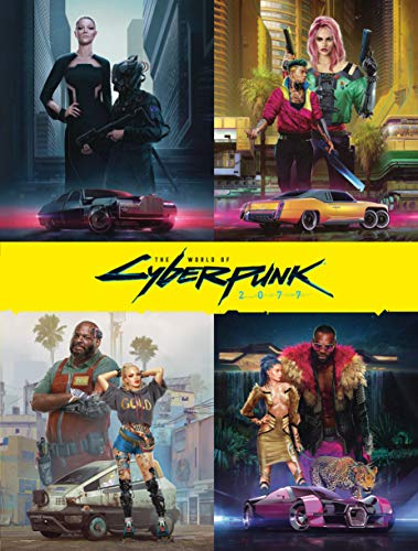 The World of Cyberpunk 20