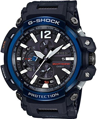 [カシオ] 腕時計 ジーショック GRAVITYMASTER Bluetooth 搭載 GPS 電波ソーラー GPW-2000-1A2JF メンズ ブラック
