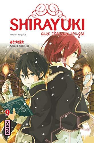 Shirayuki aux cheveux rouges - Tome 9