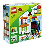 LEGO - 6178 - Jeu de construction - Creative Building DUPLO - Ma ville LEGO DUPLO
