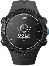 SKARLIE Golf GPS Watch Devices Golf Course Preloaded Rangefinder Score Layout/Hazard/Hole/Sunset/Time