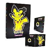 Porte-cartes Pokémon, Album de cartes Pokemon Trading, Livre de cartes Livre de cartes de...