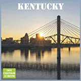 Kentucky Landscape Calendar 2022: Official US State Kentucky Calendar 2022, 16 Month Calendar 2022