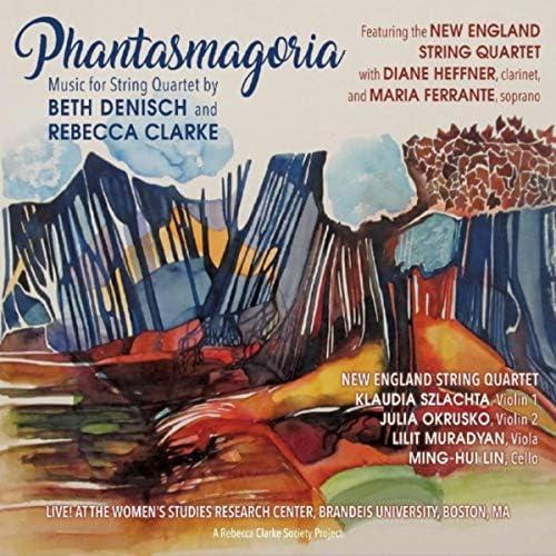 Diane Heffner, Maria Ferrante & New England String Quartet