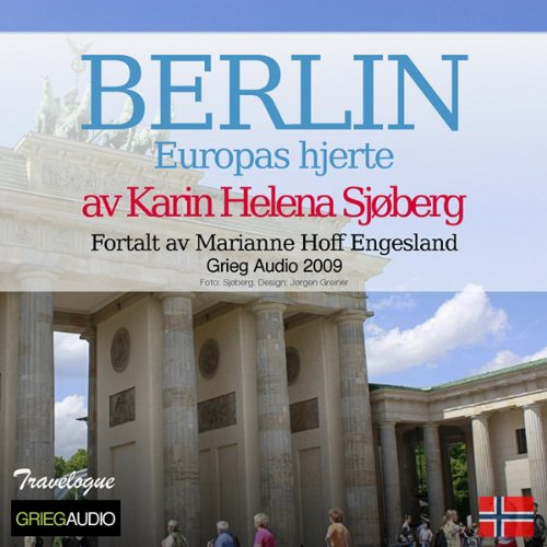 Reiseskildring - Berlin [Travelogue - Berlin] audiobook cover art