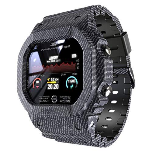 Ake New Ocean Fitness Tracker Control Remoto De La Pulsera Inteligente Hombre IP68 Reloj Inteligente Impermeable,C