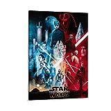 QTYB Star Wars Filmposter The Legends of Luke Skywalker,