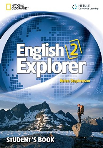 English Explorer 2: Student Book + Multirom