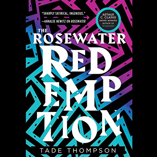 The Rosewater Redemption audiobook cover art