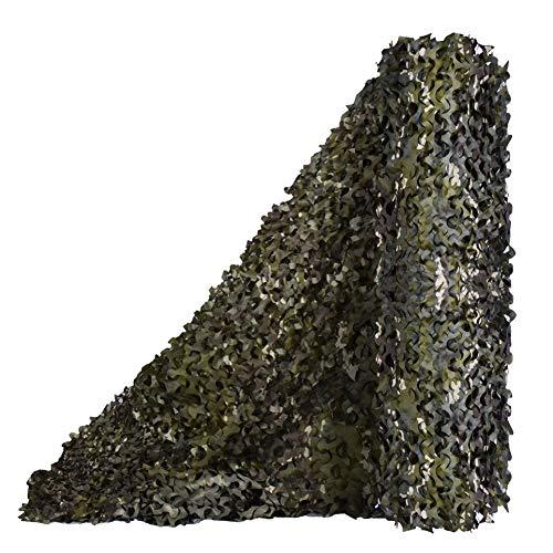 YAOJIA Schattennetz Auto schattennetz grau Anti-Antenne Dschungeltarnung CP Tarnnetz Schatten Netto-Tarnnetze Berg grün dekoratives Innen Netzwerk (Color : Multi-Colored, Size : 1.5x10m)