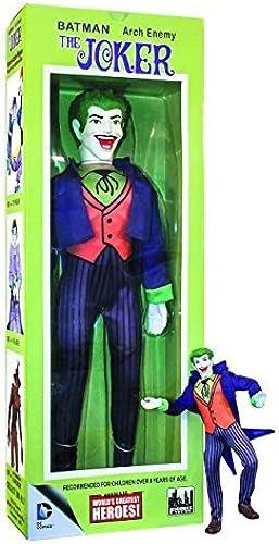 barato y de moda Batman World's Greatest Super Heroes Retro The Joker 18    Action Figure by Animewild  en promociones de estadios