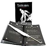 Death Note Buch Cosplay Notizbuch mit Federstift Kira