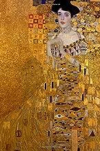 Gustav Klimt Portrait of Adele Bloch Bauer Journal Diary