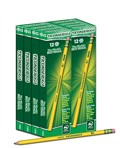 Woodcase Lead Pencils