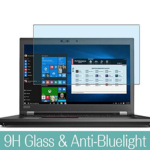 VacFun Filtro Luz Azul Vidrio Templado Protector de Pantalla para Lenovo ThinkPad P72 20MBCTO1WW 17.3
