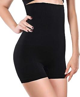 f76beec81c7a3 AtRenty Womens Shapewear Tummy Control Slimming Panties Brief High Waist  Seamless Body Shaper