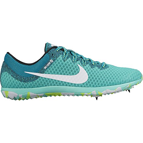 Nike Women's Zoom Rival XC Running Shoes Clear Jade/White Rio/Teal Volt Size 9.5 M US
