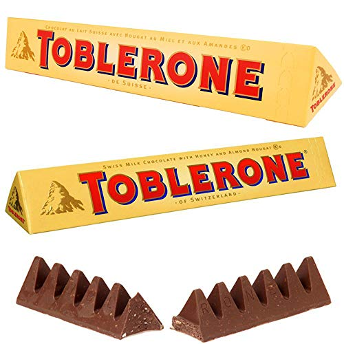 Bombom Toblerone Grande Importado Suíça 360g Envio C/ Segurança