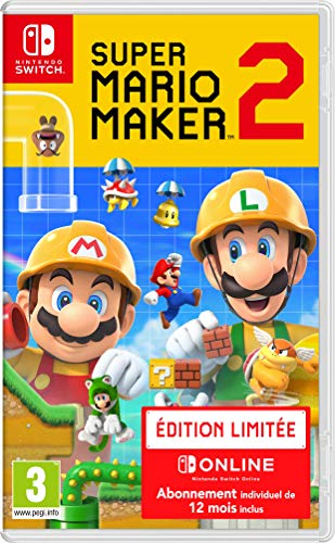 Super Mario Maker™ 2: Edition Limitee (Nintendo Switch)