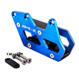 Chain Guide Cover Protector Slider For SUZUKI DRZ 400S 400E DRZ400SM US Store - Blue