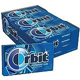 ORBIT Gum Peppermint Sugarfree Chewing Gum, 14 Pieces (Pack of 12)