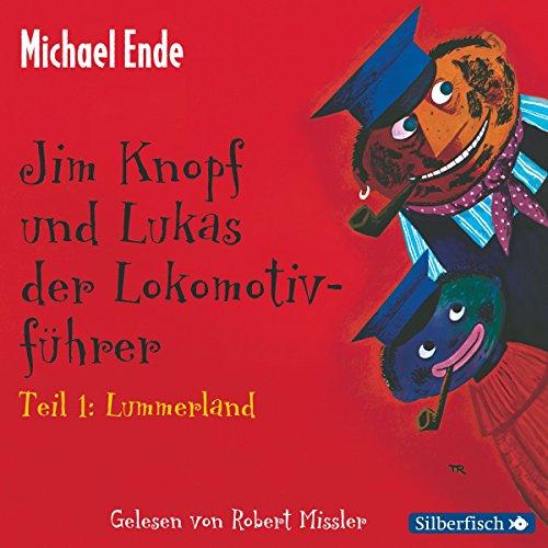 Lummerland (Jim Knopf und Lukas der Lokomotivführer 1) audiobook cover art